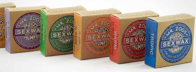 Mr. Zog´s Sex Wax