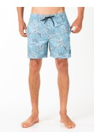 POOLSIDE Elastic Boardshort Rusty Mens