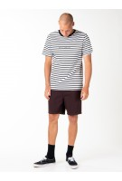 CHARLIE WORKER Elastic Walkshort Rusty Mens
